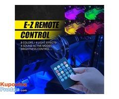 LED trake za auto RGB - Fotografija 7/9