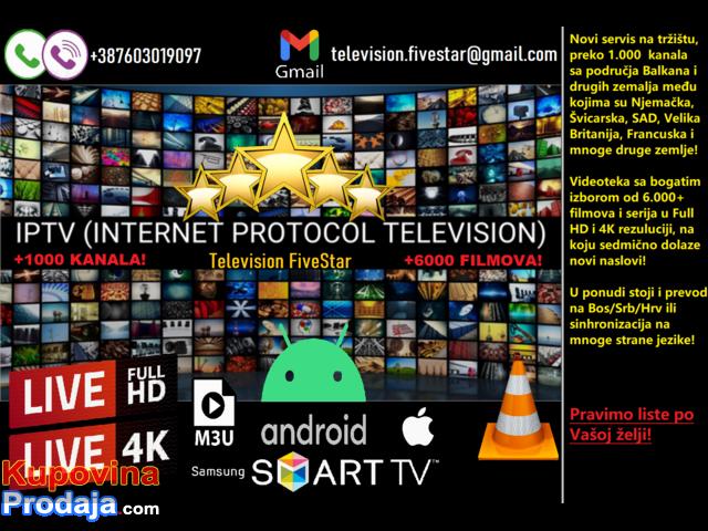 IPTV /HD, FullHD i 4K/ TEST 48h - 1/1