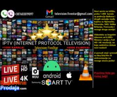 IPTV /HD, FullHD i 4K/ TEST 48h