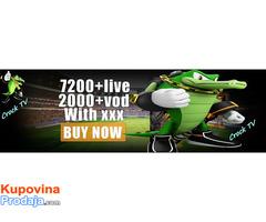 ExYU IPTv sa preko 12.000 TV kanal za 2.6 EUR