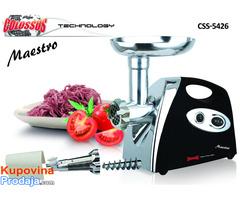 Colossus električni mlin za meso i paradajz CSS-5426 Akcija!