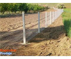 Žičane ograde - Fotografija 5/10