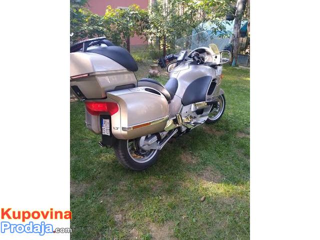Motorcikli BMW K 1200LT - 1/6