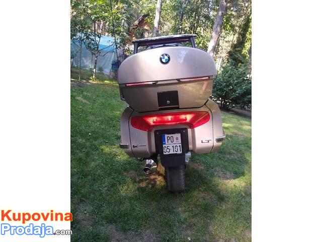 Motorcikli BMW K 1200LT - 3/6