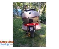 Motorcikli BMW K 1200LT - Fotografija 3/6