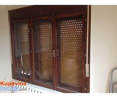 Drvena stolarija - prozori