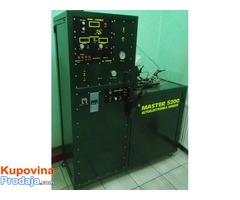 Master 5200 za testiranje dizni i pumpi