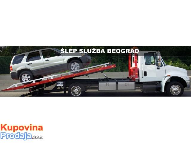 Šlep služba Beograd