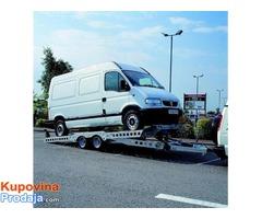 Prevoz vozila iz EU, Nemacke, Svajcarske, Holandije I Belgije