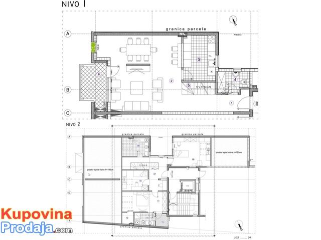 Penthaus - Beograd, Crveni Krst, Branka Krsmanovica 139,14 m2 - 10/10
