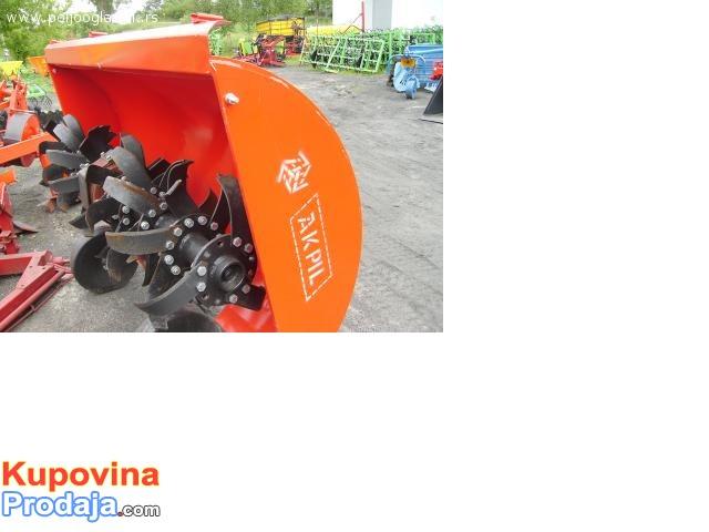 Traktorska freza AKPIL 160cm - 3/4