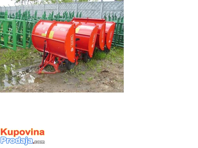Traktorska freza AKPIL 160cm - 4/4