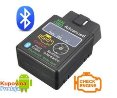 Auto Dijagnostika ELM327 Advanced Bluetooth