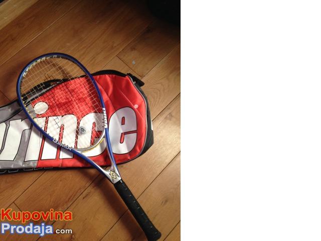 Reket Volkl i torba za tenis Prince
